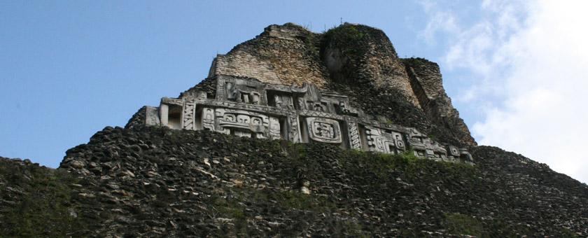 Atractii Xunantunich Belize - vezi vacantele
