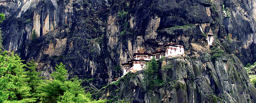 Atractii Manastirea Taktsang Bhutan - vezi vacantele