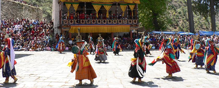 Atractii Paro Bhutan - vezi vacantele