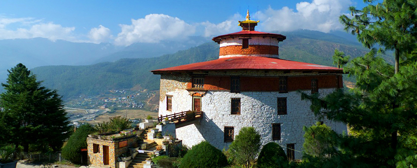 Atractii Ta Dzong Bhutan - vezi vacantele