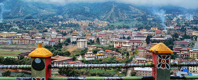 Atractii Thimphu Bhutan - vezi vacantele