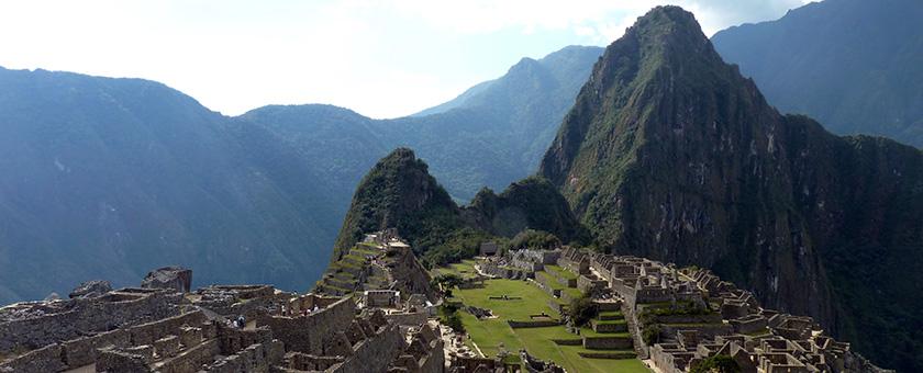 Machu Picchu, Peru Poza realizata de Horatiu Marinescu, august 2016