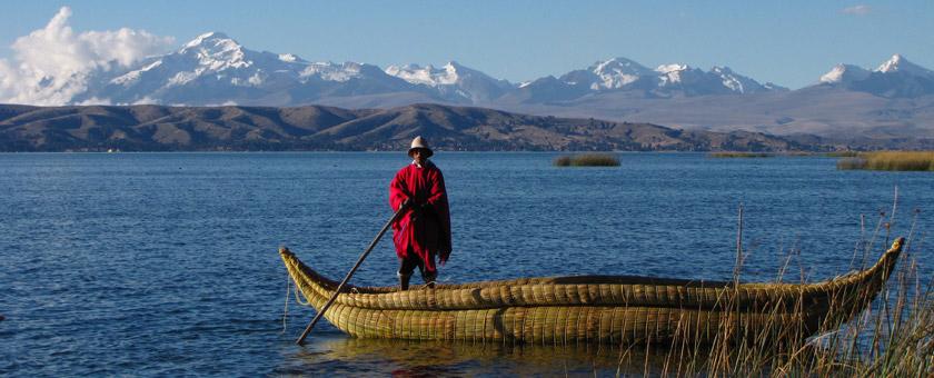 Atractii Huatajata Bolivia - vezi vacantele