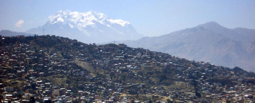 Atractii La Paz Bolivia - vezi vacantele