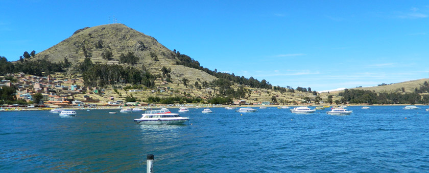 Atractii Lacul Titicaca Bolivia - vezi vacantele