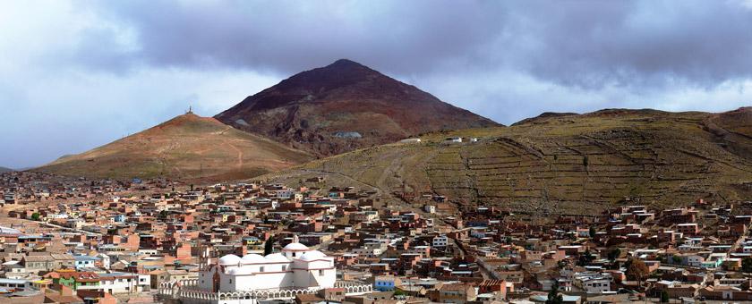 Atractii Potosi Bolivia - vezi vacantele