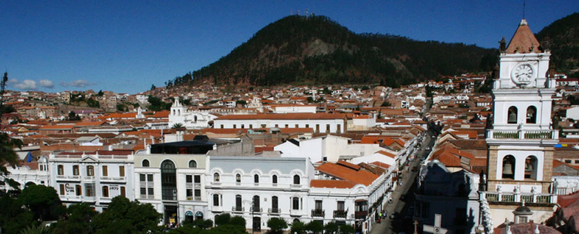 Atractii Sucre Bolivia - vezi vacantele