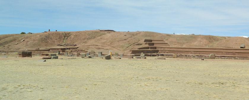 Atractii Tiahuanaco Bolivia - vezi vacantele