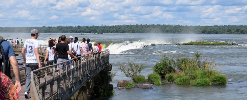 Cascadele Iguassu, Argentina & Brazilia Poza realizata de Andrei Dabija, Noiembrie 2013