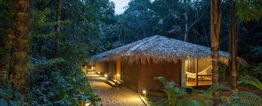 Atractii Anavilhanas Lodge Brazilia - vezi vacantele