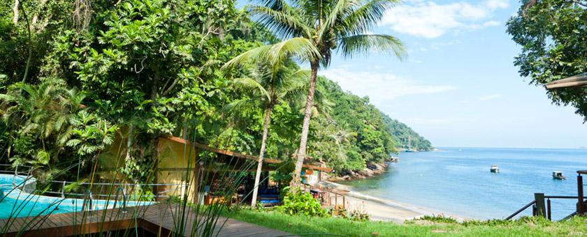 Atractii Ilha Grande Brazilia - vezi vacantele