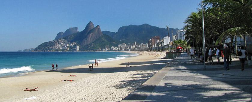 Atractii Ipanema Brazilia - vezi vacantele