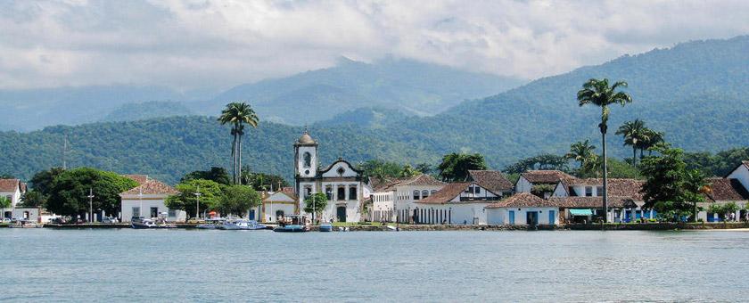 Atractii Paraty Brazilia - vezi vacantele