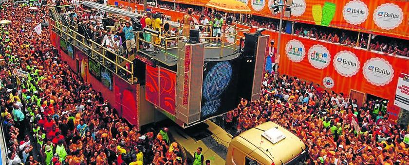 Atractii Trio Electrico Brazilia - vezi vacantele