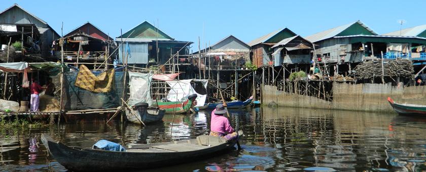 Lacul Tonle Sap