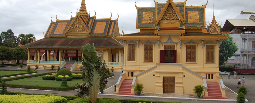 Palatul Regal Phnom Penh