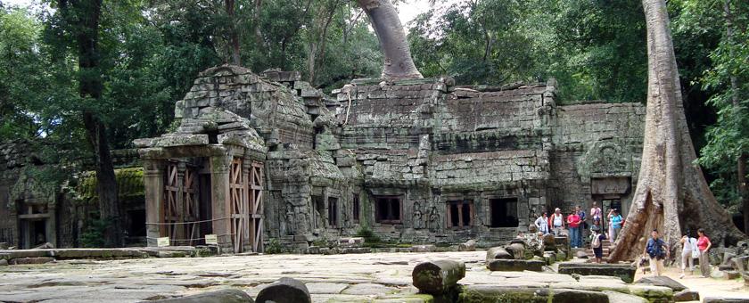 Ta Prohm Cambodgia