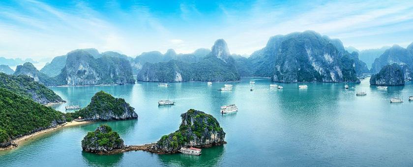 Discover Laos, Vietnam & Cambodgia cu Razvan Pascu, 17 zile - februarie 2017