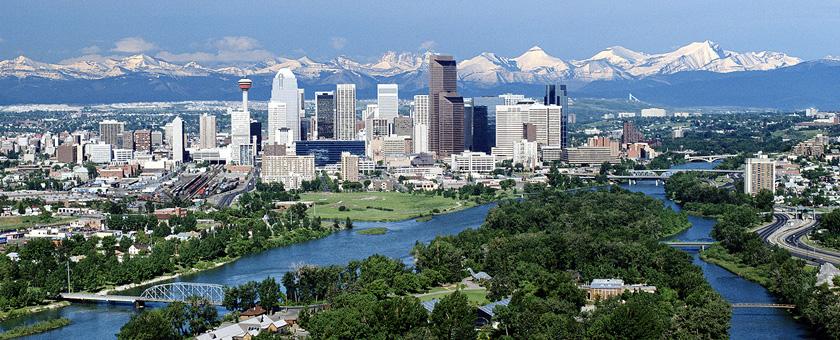 Atractii Calgary Canada - vezi vacantele