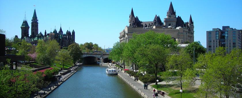Atractii Canalul Rideau Canada - vezi vacantele