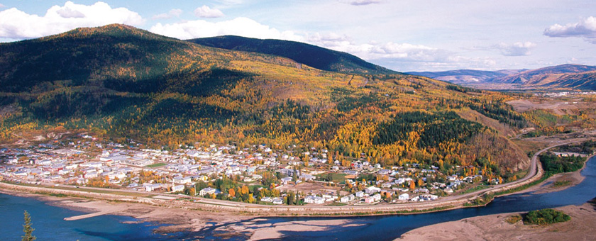 Atractii Dawson City Canada - vezi vacantele