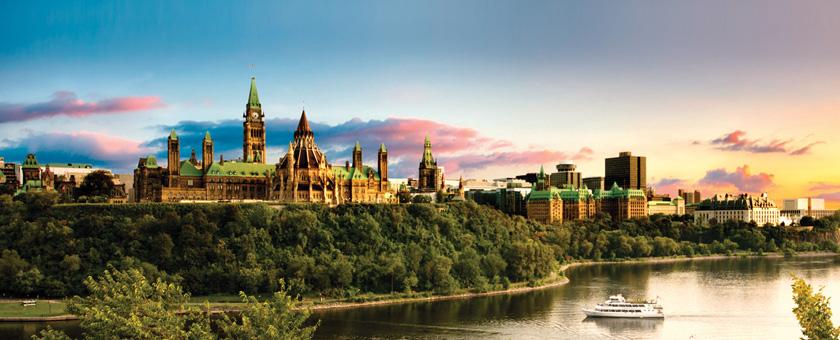 Atractii Ottawa Canada - vezi vacantele