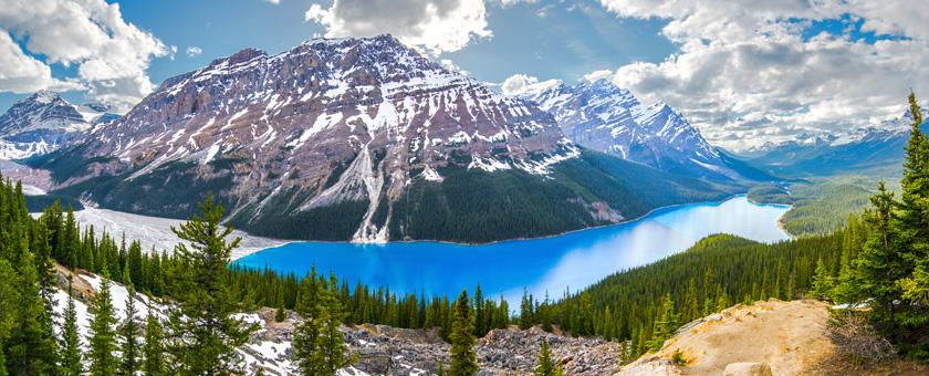 Atractii Parcul National Banff Canada - vezi vacantele