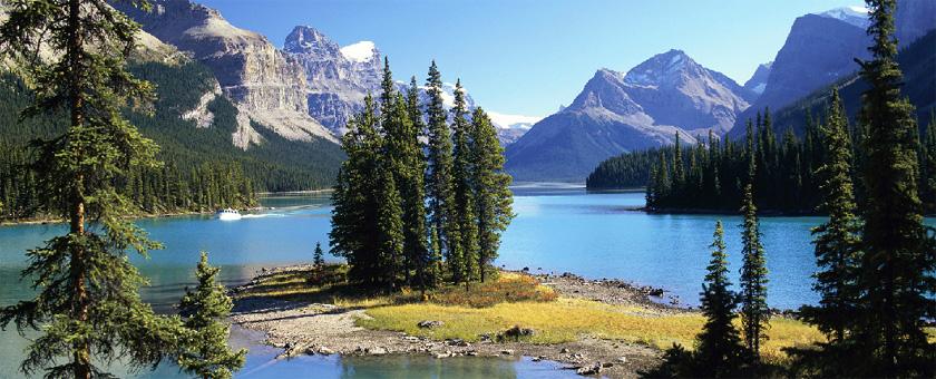 Atractii Parcul National Jasper Canada - vezi vacantele