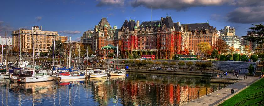 Atractii Victoria Canada - vezi vacantele