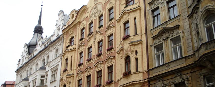 Atractii Cartierul Evreiesc Cehia - vezi vacantele