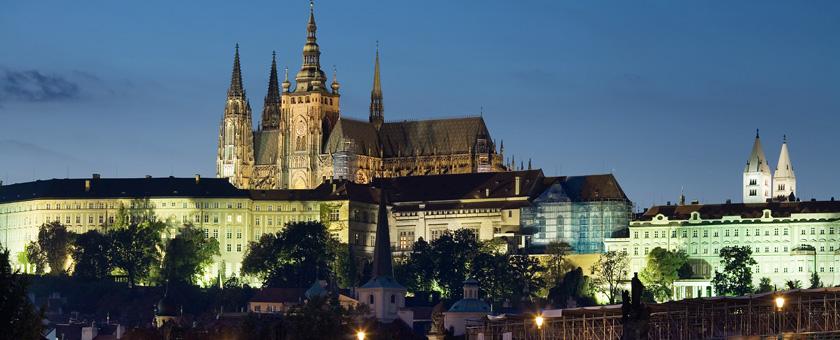 Atractii Castelul Praga Cehia - vezi vacantele