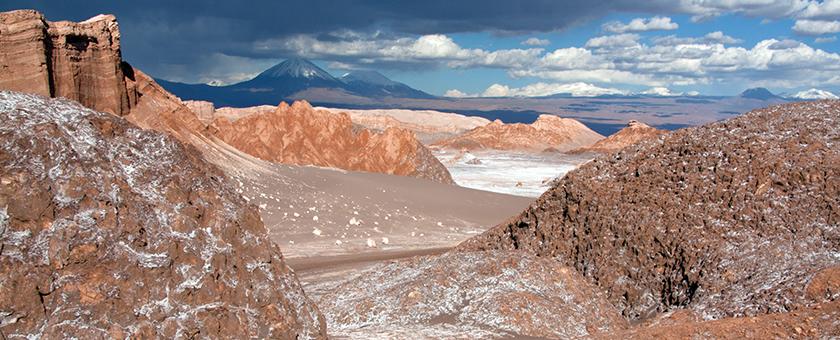 Atractii Valle de la Luna Chile & Insula Pastelui - vezi vacantele