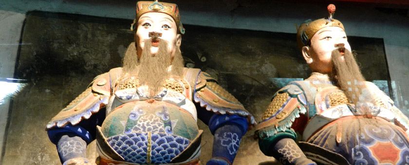 Atractii Chengdu China - vezi vacantele