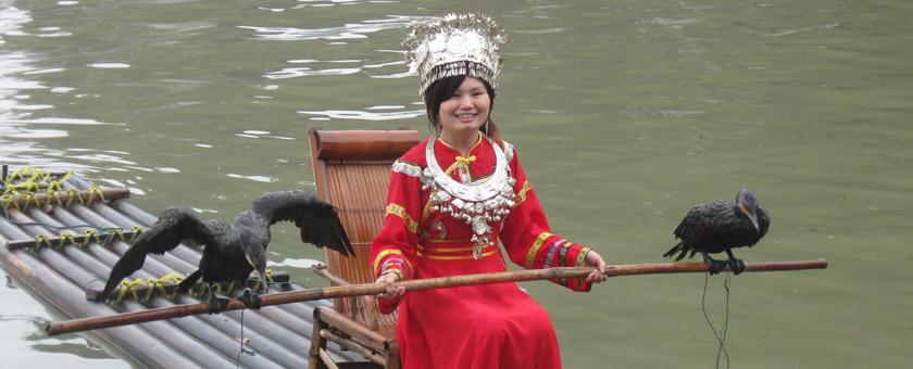 Atractii Guilin China - vezi vacantele