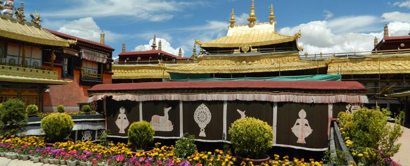 Atractii Jokhang China - vezi vacantele