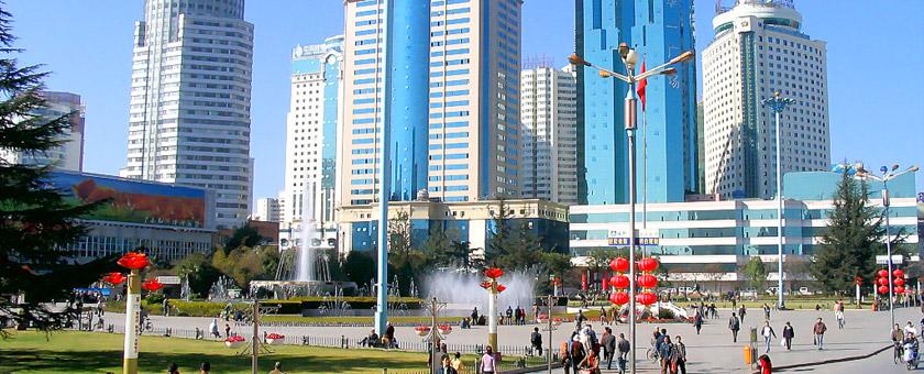 Atractii Kunming China - vezi vacantele