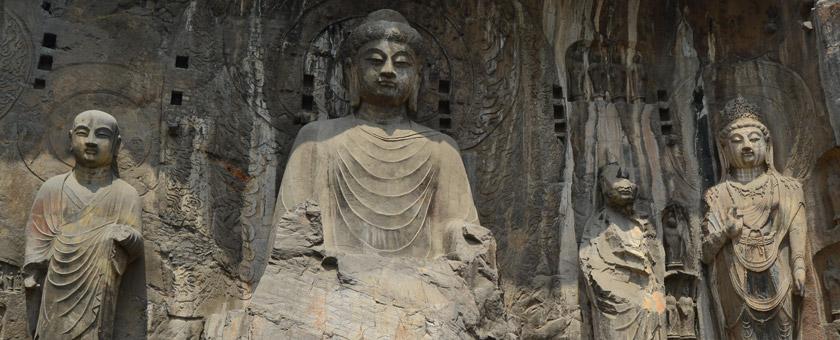 Atractii Luoyang China - vezi vacantele