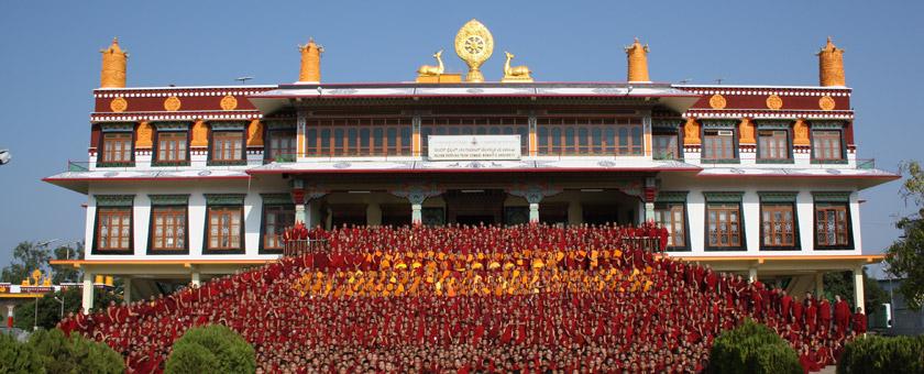 Atractii Manastirea Drepung China - vezi vacantele