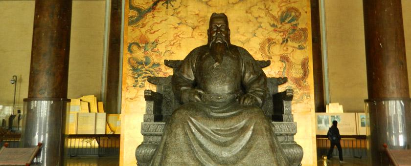 Atractii Mormintele Ming China - vezi vacantele