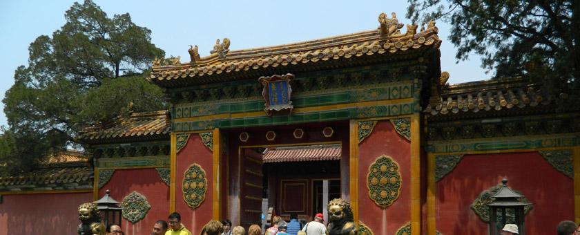 Atractii Orasul Interzis China - vezi vacantele