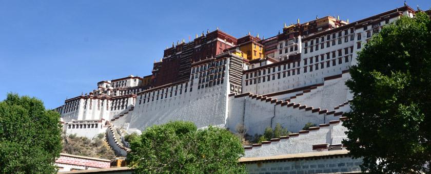 Atractii Palatul Potala China - vezi vacantele
