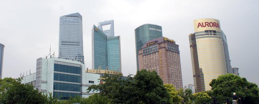 Atractii Shanghai China - vezi vacantele