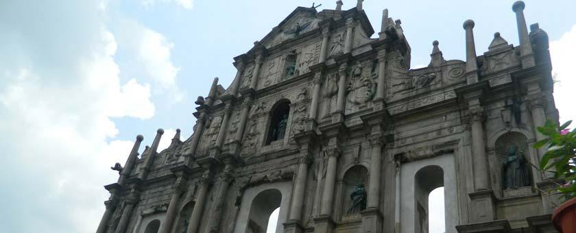 Atractii Situl Catedralei Sf. Pavel China - vezi vacantele