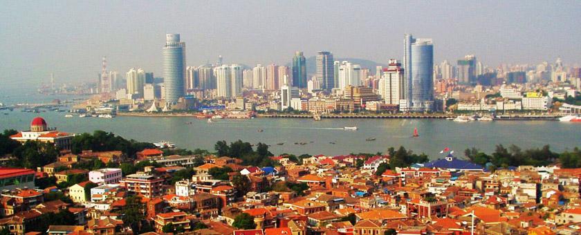 Atractii Xiamen China - vezi vacantele