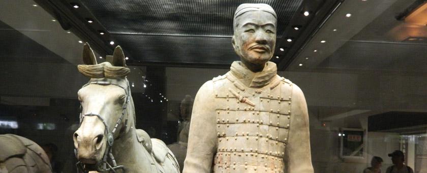 Atractii Xian China - vezi vacantele