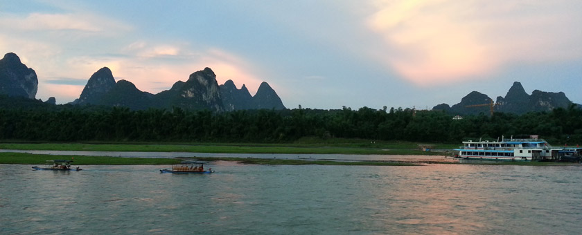 Atractii Yangshuo China - vezi vacantele