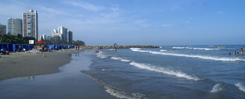 Atractii Cartagena Columbia - vezi vacantele