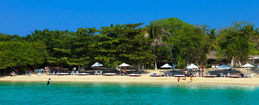 Atractii Islas del Rosario Columbia - vezi vacantele