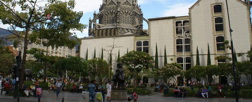 Atractii Medellin Columbia - vezi vacantele