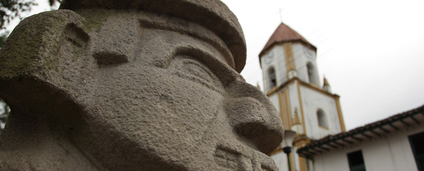 Atractii San Augustin Columbia - vezi vacantele